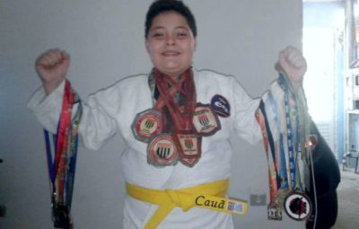 Judoca Itapevense é destaque nacional