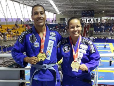 Atletas itapevenses participam da 1ª etapa do Circuito Paulista de Jiu Jitsu