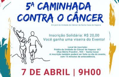 V Caminhada contra o Câncer