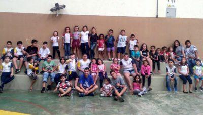 Escola Nicota Soares realiza projeto com foco no trabalho voluntário