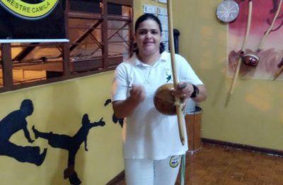 Mestre Camila: a única mulher graduada em Capoeira do Sudoeste Paulista