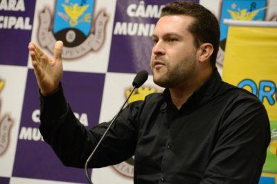 Alexsander Franson é condenado em última instância por atividade clandestina e pode até perder o mandato