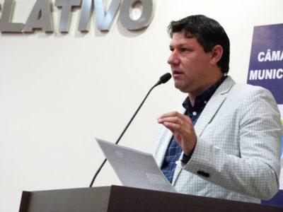 Vereador Jé quer implantar programa Câmbio Verde em Itapeva