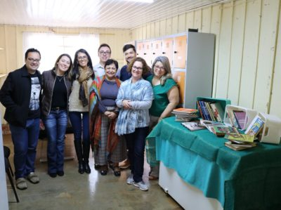 Secretário da Educação visita Projeto Político Pedagógico na Agrovila I
