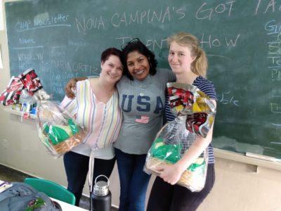 ENGLISH SUMMER CAMP 2019:Nova Campina recebe novamente a visita de professoras dos Estados Unidos