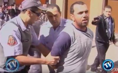 Dupla tentativa de homicídio na Caixa Econômica Federal – Túnel do tempo — 28 de junho de 2012