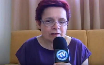 Túnel do tempo: Setembrina Lourenço Secretária de Cultura 2013 – 12/12/12