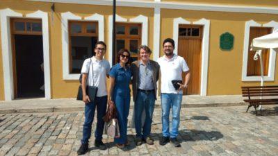 Representantes da Secretaria da Educação e Cultura participam de encontro de museus em Guararema