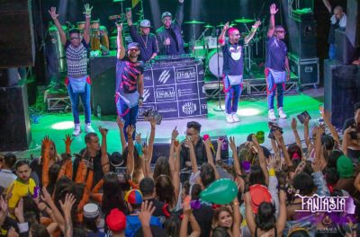 Atlética Unesp realizou II Festa a Fantasia no Manacá