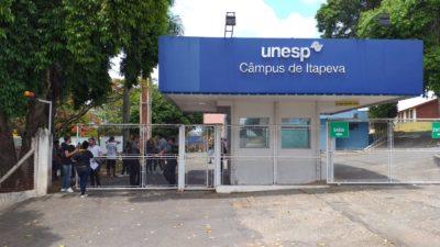 Unesp segue com atividades em Itapeva