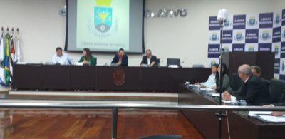 Sessão extraordinária nesta sexta-feira para posse do novo Prefeito Dr. Mário Tassinari