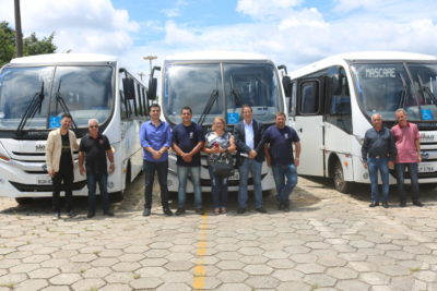 Itapeva e mais 8 cidades recebem ônibus do sistema de Transporte Sanitário Eletivo
