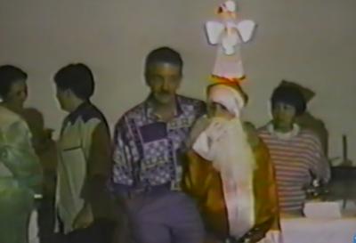 Natal 01 – Túnel do tempo