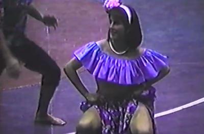 Túnel do tempo: Danças folclóricas – (18/09/1989)