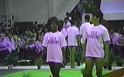 Túnel do tempo: Jice – Jogos de Integração Comunidade e Escola – (29/06/91)