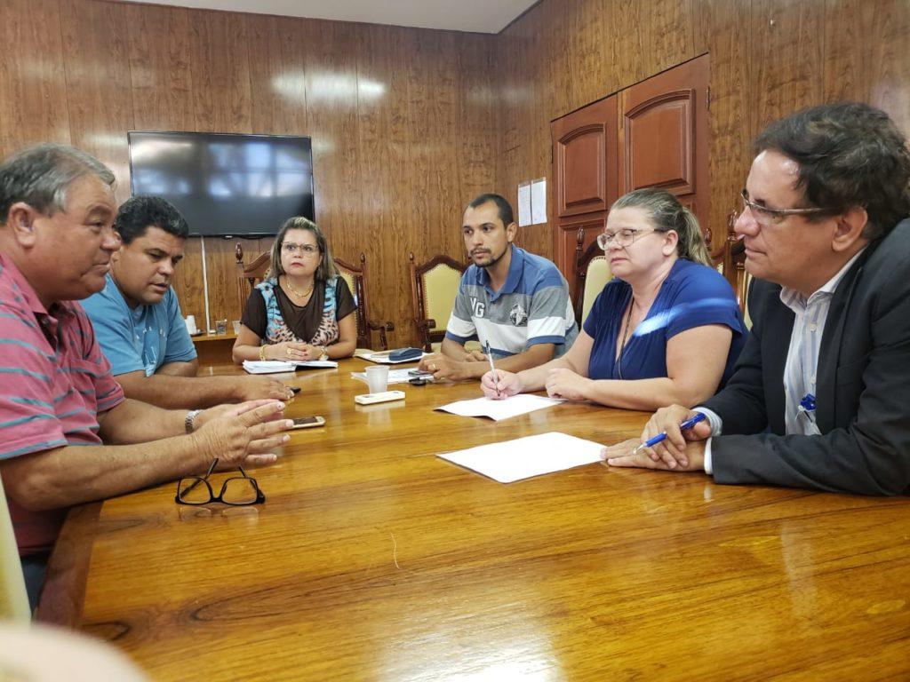 Associação de Moradores da Morada do Bosque solicita melhorias no bairro ao prefeito