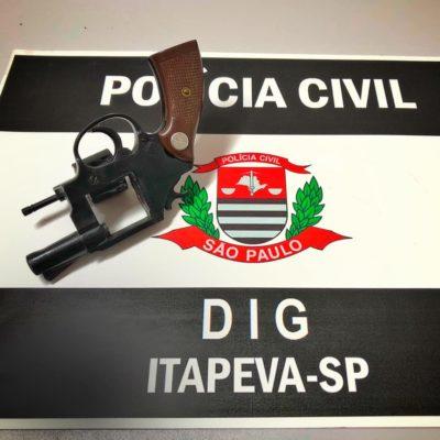 DIG de Itapeva prende suspeitos de roubos a estabelecimentos comerciais