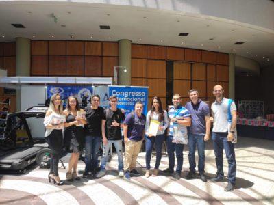 Educação Física da FAIT marcou presença em congresso internacional