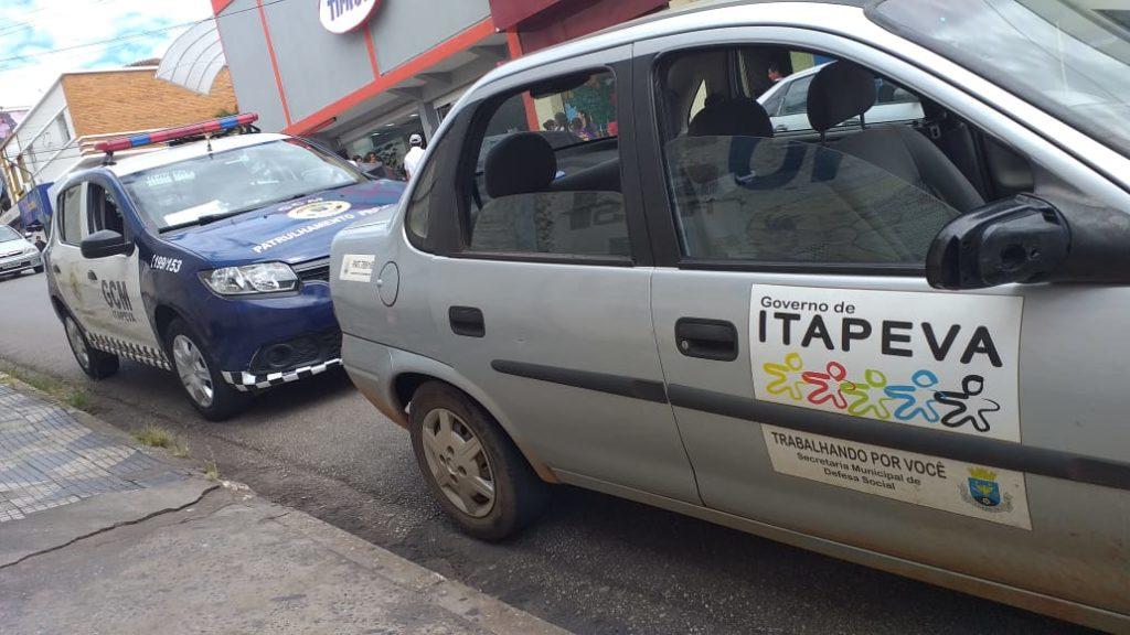 Prefeitura fiscaliza disk motos em Itapeva