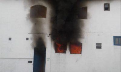 Três crianças morrem durante incêndio em casarão em Paraty