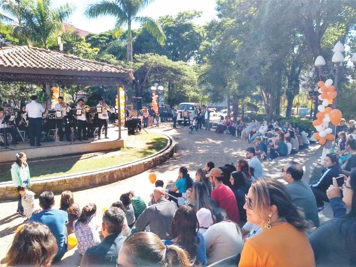 Domingo tem projeto Lira na Praça
