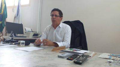 Prefeito Mário Tassinari fala sobre primeiro mês de governo