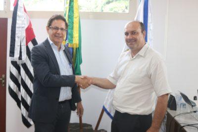 Secretário Municipal de Agricultura e Abastecimento é nomeado pelo prefeito Mário Tassinari