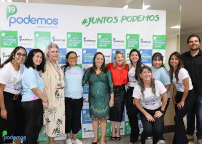 Itapeva recebe presidente nacional do Podemos e reúne representantes de toda região