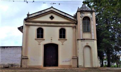 Curiosidades Itapevenses: Capela Nossa Senhora do Carmo