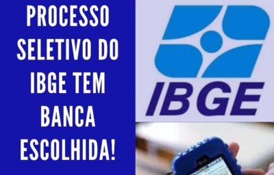 Escolha de banca do IBGE indica possibilidade de novo concurso