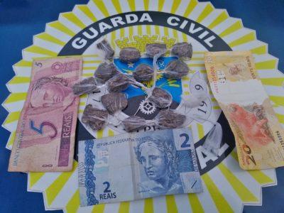 Ato infracional no Jardim Guanabara