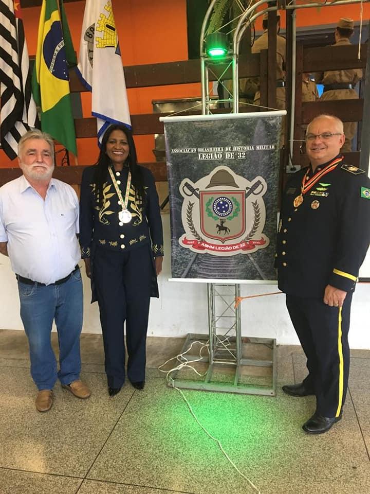 Fundada a Associação Brasileira de História Militar Legião de 32