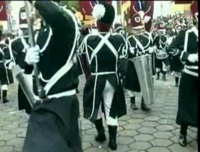 Túnel do tempo: Banda Marcial Metodista – Documentário (31/07/2016)