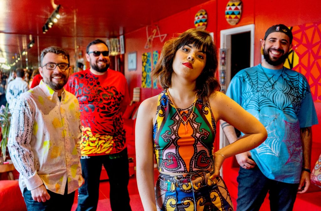 VaralEstrelalança seu primeiro disco no SESC Sorocaba