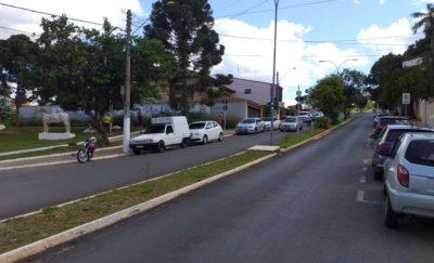 Manifestação em Itapeva