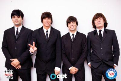 Beatles 4Ever relembrou clássicos em show inesquecível, no Jubileu