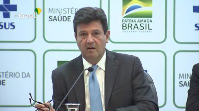 Em 24 horas, Brasil tem 6 mil novos casos suspeitos do novo coronavírus
