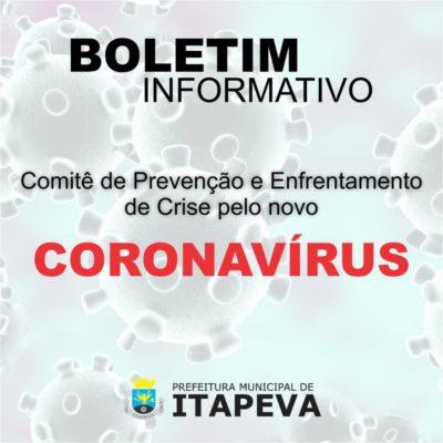 Itapeva tem 146 casos suspeitos de Covid-19