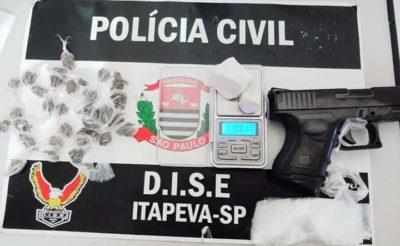 Polícia Civil prende traficante no CDHU