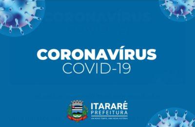 Itarareense está internada em São Paulo com Coronavírus