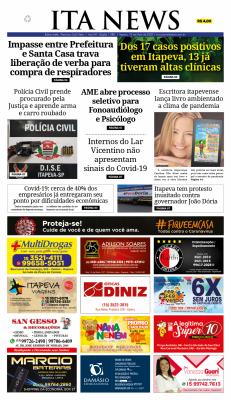 Edição 1.088 do Jornal Ita News – Clique para ler