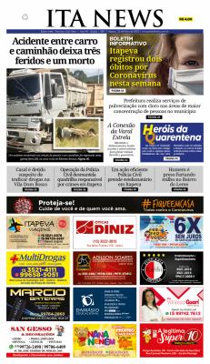 Edição 1.089 do Jornal Ita News – Clique para ler