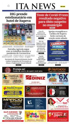 Edição 1.090 do Jornal Ita News – Clique para ler