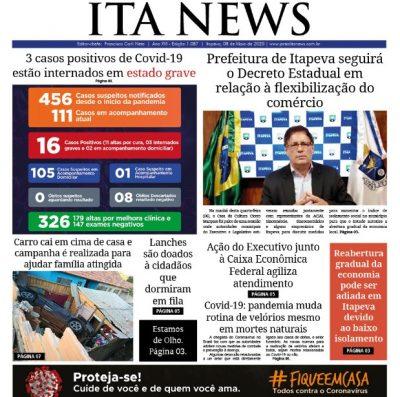 Edição 1.087 do Jornal Ita News – Clique para ler