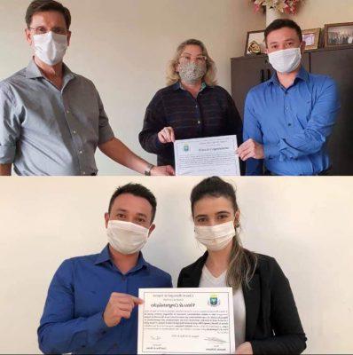 Vereador Marinho pede Voto de Congratulações aos profissionais da Saúde