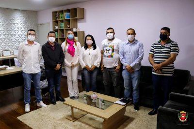 Novos convocados do Processo Seletivo Simplificado da Saúde de Nova Campina tomam posse