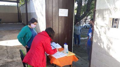 Nova Campina inicia entrega  de apostilas com atividades escolares