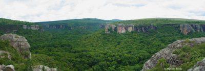 A criação de unidades de conservação na região dos Cânions do Sudoeste Paulista