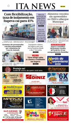 Edição 1.091 do Jornal Ita News – Clique para ler