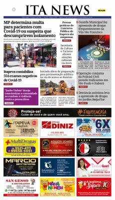 Edição 1.092 do Jornal Ita News – Clique para ler